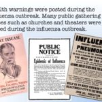 1918-1919 Public Health Warnings