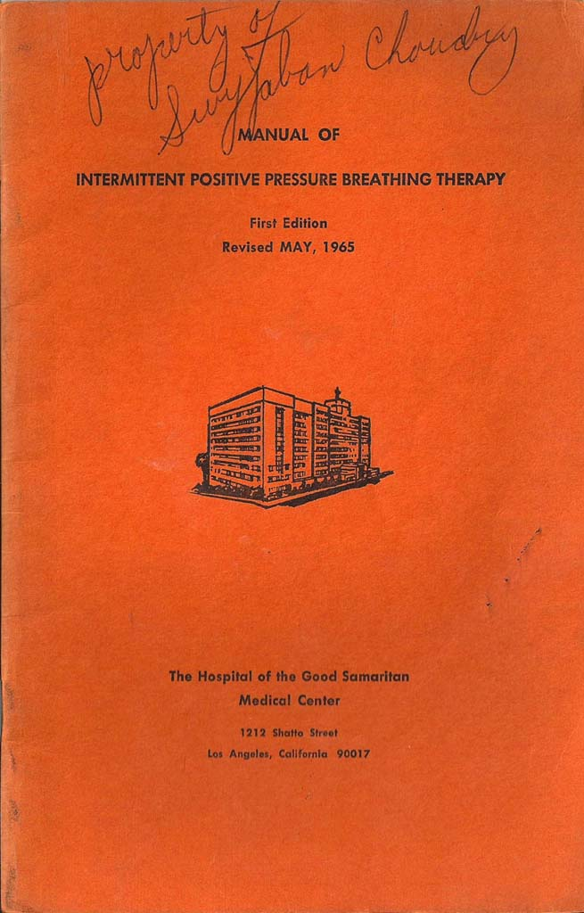 1965 IPPB Training Manual