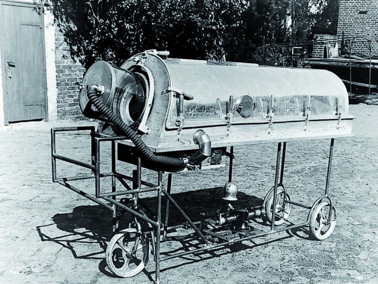 Dräger Iron Lung Prototype