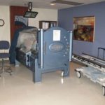 1990s Sechrist Monoplace Hyperbaric Chamber