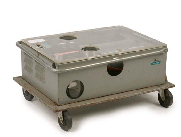 1954 Mueller Morch Piston Respirator