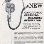Ohio/Dotco Respirator